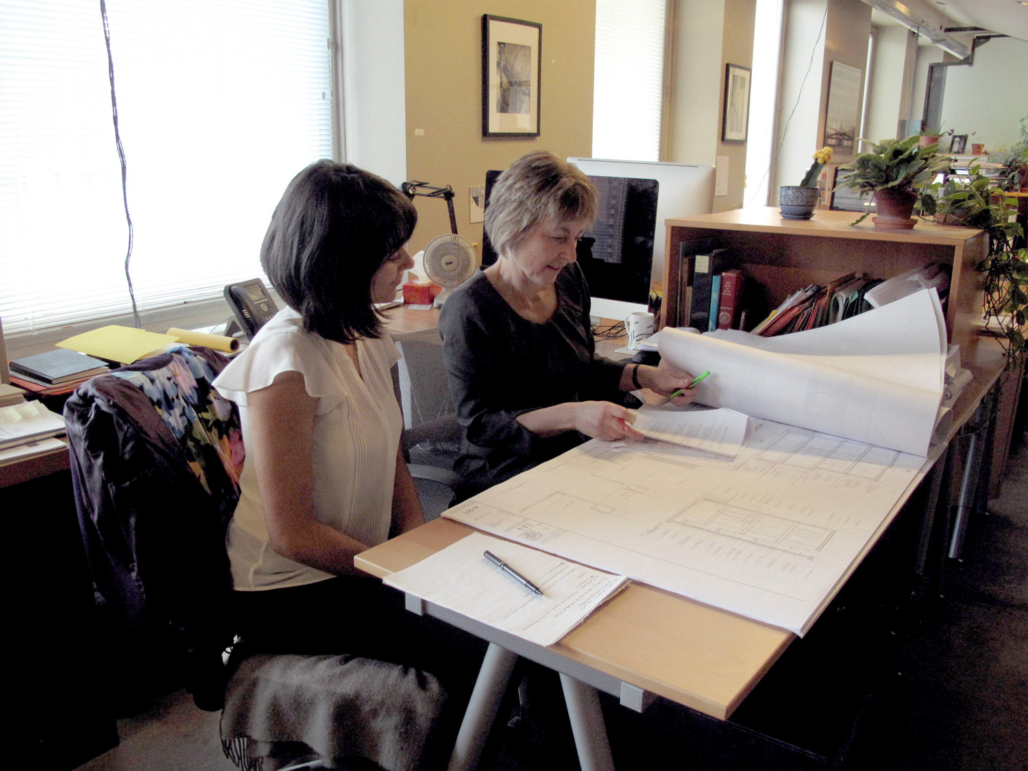 job shadowing architectural conservancy of ontario era architects gill web