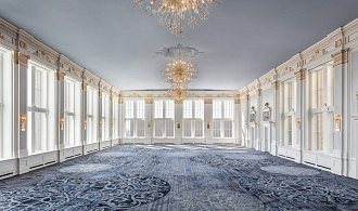 Crystal Ballroom - King Edward Hotel
