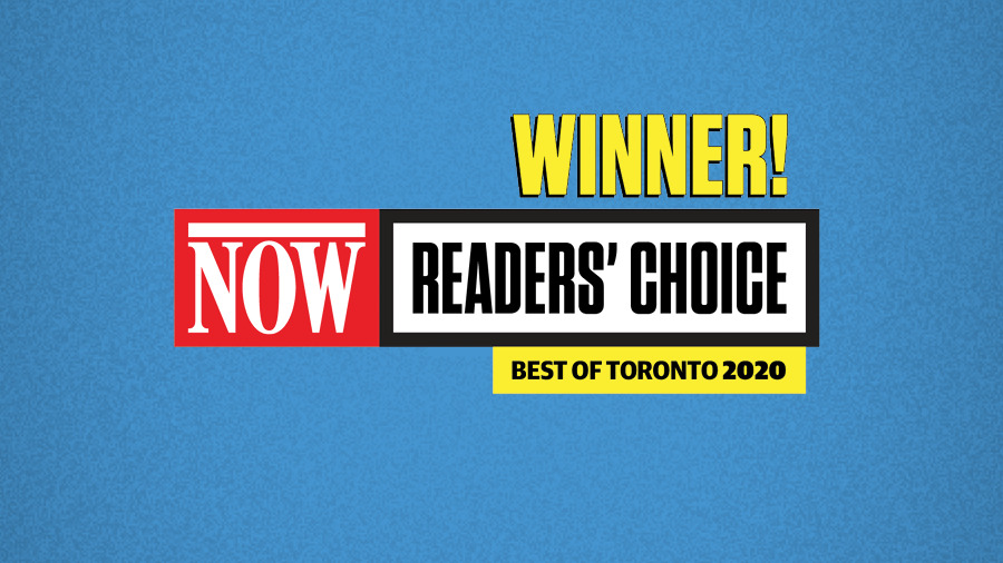NOW Readers' Choice Winner Best Design Firm